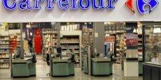 Carrefour a en effet annoncé fin juin avoir signé une promesse d'achat pour reprendre plus de 800 magasins français de l'espagnol Dia.