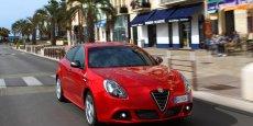 Alfa Romeo fait l'objet d'un large plan d'investissement visant à relancer la marque.