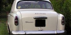 La Peugeot 403 diesel a été la première françaisé de série à gazole