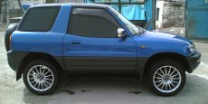 Le premier Rav 4 a bouleversé le marché des 4x4 en lançant la mode des SUV en Europe