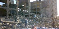 Les frappes israéliennes continuaient ce mardi dans la bande de Gaza dans le cadre de l'opération bordure protectrice