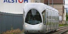 Alstom a enregistré des commandes record au premier trimestre 2014-15 grâce à un contrat ferroviaire géant en Afrique du Sud. (Photo : Reuters)