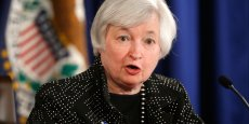 Janet Yellen, présidente de la Réserve fédérale