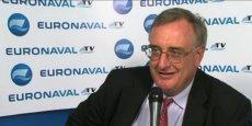 Le nouveau patron de DCNS Hervé Guillou devra remettre sous tension le groupe naval