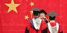 Pan Shiyi et son épouse Zhang Xin, un couple de milliardaires chinois à la tête de l'empire immobilier SOHO China, font face à une salve de critiques depuis leur don de 15 millions de dollars à la célèbre université américaine Harvard.
