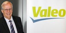 Jacques Aschenbroich, PDG de Valeo.