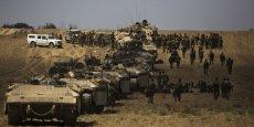Les armes se tairont pendant douze heures ce samedi à Gaza