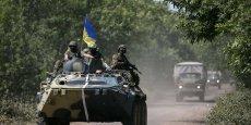Pour Petro Porochenko, président d'Ukraine, le pays ne fait pas face à une guerre civile.