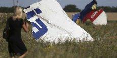 La destruction du vol MH17 le 17 juillet a fait 298 morts, dont les deux tiers sont néerlandais