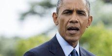 Barack Obama a annoncé mardi soir, dans la foulée des Européens, une série de sanctions économiques contre la Russie, tout en rejetant l'idée que le monde était entré dans une nouvelle guerre froide. (Reuters)