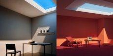 Les fausses fenêtres Coelux permettent à chacun de choisir sa lumière artificiellement naturelle : plutôt méditerranée ou scandinavie ? | REUTERS