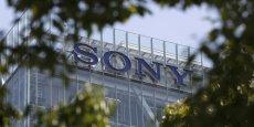 Sony a fait état d'un bénéfice d'exploitation de 69,8 milliards de yens, contre la moitié un an plus tôt, grâce à une notable amélioration dans le domaine des jeux. (Photo : Reuters)