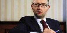 Interrogé sur la date à laquelle Kiev aurait besoin de cette assistance financière, Arseni Iatseniouk a répondu: Pour dire les choses simplement, hier.