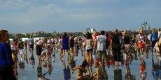 Bordeaux a vu défiler 5,8 millions de touristes l'an passé.