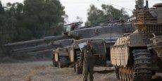 La trêve des combats devait expirer à 5H00 GMT mais l'armée israélienne a annoncé que deux roquettes avaient été tirées sur le sud d'Israël.