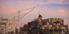 Le déficit commercial a augmenté de 5,38 milliards d'euros entre mai et juin.