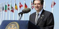 François Delattre, le nouvel ambassadeur français à l'ONU, est confronté à des difficultés pour trouver un logement à New York du fait de sa fonction