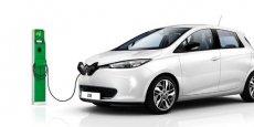 La Renault Zoé, l'électrique la plus populaire en France