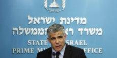 Yair Lapid, ministre des Finances israélien, s'est voulu rassurant en déclarant que le budget 2014 devrait permettre d'absorber le coût du conflit, sans hausse des impôts.