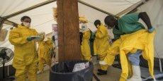 L'épidémie d'Ebola a fait près de 1.000 morts depuis le début de l'année sur plus de 1.700 cas présumés.