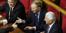 Un projet de loi visant 172 particuliers et 65 entreprises, essentiellement russes, accusés d'avoir soutenu l'annexion de la Crimée ou de financer l'insurrection prorusse dans l'est du pays sera voté au Parlement ukrainien mardi.