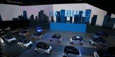 Au premier semestre 2014, 16.900 voitures électriques circulaient en Allemagne. Un grand bond en avant serait nécessaire pour atteindre l'objectif d'un million en 2020