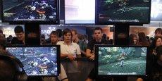 Démonstration d'une version du jeu en ligne World of Warcraft qui a inspiré Neal Stephenson.