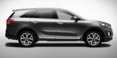 Le nouveau Kia Sorento III coréen sera présent au Mondial de l'auto à Paris début octobre