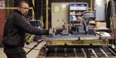 Sur un an, de juin 2013 à juin 2014, la production industrielle est restée stable dans la zone euro.