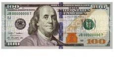 La Réserve Fédérale a mis en oeuvre de nouveaux détails pour accroître la sécurité du dollar face à la contrefaçon mais celle-ci est parvenue à passer outre.