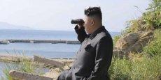 Kim Jong-Un règne avec une main de fer sur la Corée du Nord et n'hésite pas à réprimer toutes contestations.