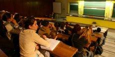 La première promotion des étudiants entrepreneurs fait sa rentrée le 14 janvier 2015