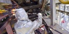 Inertam, filiale d'Europlasma, neutralise définitivement les déchets d'amiante