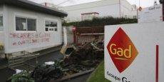 Les abattoirs Gad étaient mis en liquidation judiciaire par le tribunal de Rennes.