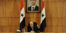 Walid al Moualem a estimé lors d'une intervention à la télévision que la Syrie représente un partenaire essentiel dans la guerre contre l'EI qui contrôle de vastes zones de son pays et de l'Irak.