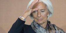 Christine Lagarde juge sa mise en examen infondée et compte former un recours.