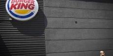 Burger King avait fait son retour en France fin 2012, après 15 années d'absence.