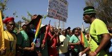 La grève des mineurs d'AMCU (association des travailleurs de la mine et de l'union de la construction) a duré 5 mois. Elle est la plus longue et la plus coûteuse dans l'histoire de l'Afrique du Sud