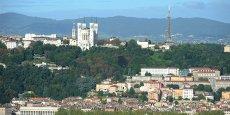 La Métropole de Lyon compte 90 000 arbres.