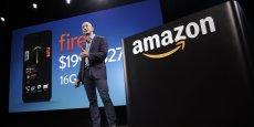 Jeff Bezos estime qu'il est trop tôt, pour jauger les résultats du Fire Phone.