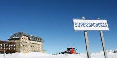 L'hiver dernier, la station de ski Luchon-Superbagnères avait ouvert mi-janvier.