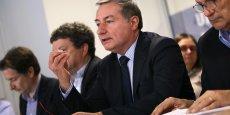 Jean-Luc Moudenc a présenté ses projets au service de l'emploi.