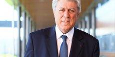 Alain Chatillon, sénateur-maire de Revel