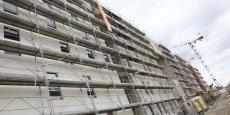 Près de 5 000 nouveaux logements HLM ont été financés l'année dernière