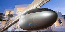 Le SkyTran proposé par Jean-Pierre Plancade