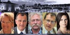 Ce sera le premier débat entre les candidats du Sud-Ouest aux élections européennes