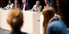 Hier a eu lieu le 1er débat entre les principaux candidats aux européennes dans le Sud-Ouest