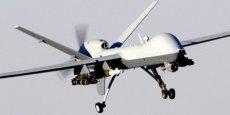 Un drone Reaper américain