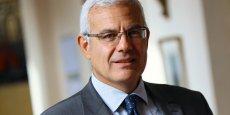 Alain Di Crescenzo, président de la CCI Occitanie