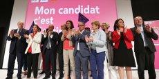 Jean-Michel Baylet, Ségolène Royal, Kader Arif, Laurent Fabius, Virginie Rozière, Éric Andrieu, Sylvia Pinel